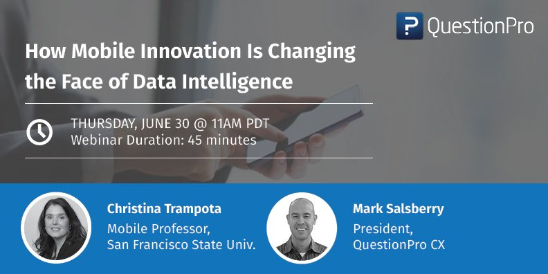 Changing the Face of Data Intelligence