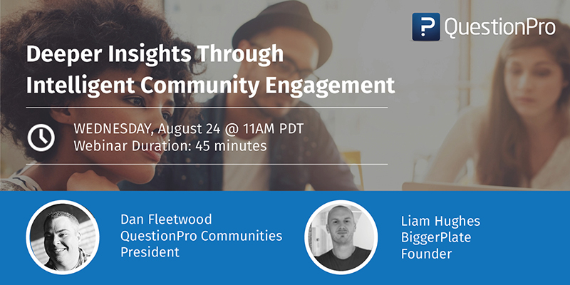 Intelligent Community Engagement